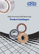 New GRW Catalogue of High Precision Ball Bearings