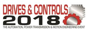 Drives & Controls 2018 - 10-12 April 2018 - Stand No D502