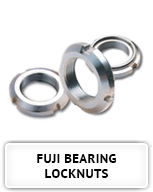 Fuji Bearing Lock Nuts