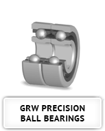 GRW High Precision Ball Bearings
