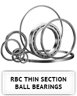 RBC Thin Section Ball Bearings